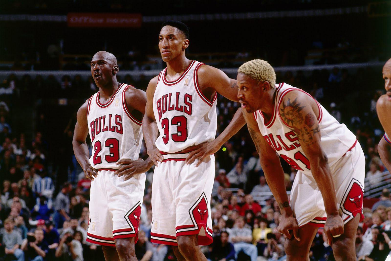 Jordan Bulls Team Top 10 Chicago Bulls Teams of